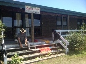 Day 4; Zero Day @ Waitiki Landing Campsite