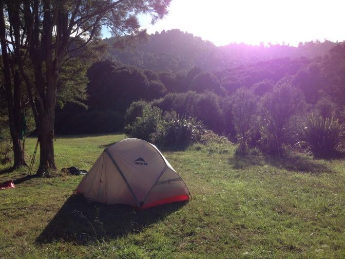 Day 66; Mid Wairoa Track – Lower Mangatawhiri Campground