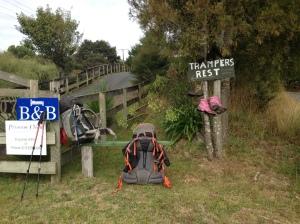 Trailside Karamu Valley Lodge.