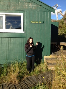 Pirongia Hut (Old hut now)