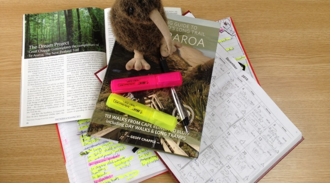 Top Planning Resources for the Te Araroa