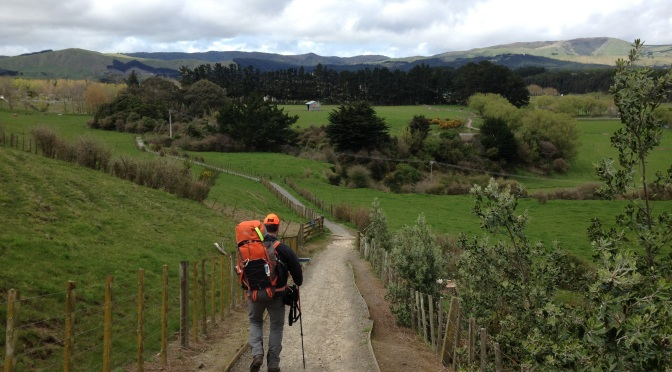 Day 1; Palmerston North – Kahuterawa Reserve